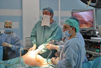 """Ручной шов в эндоскопической хирургии и гинекологии"""" - Хирург К. В. Пучков"""